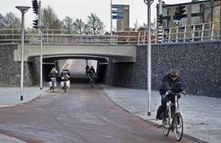 Aanleg Fiets- en voetgangerstunnel Oostergoplein Leeuwarden