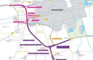 N31 Haak om Leeuwarden