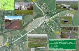 Reconstructie N242 Smuigelweg – Verlaat