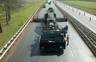 VOHWN Variabel onderhoud hoofwegennet RWS Oost Nederland