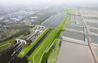 DBFM-contract Verbreding Lekkanaal/3e kolk Beatrixsluis